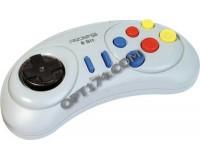 Геймпад Dendy 8-бит 15 pin (форма Sega)