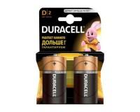 Батарейка Duracell LR20 BL 2 Basic