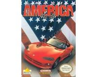 Картридж 8-bit American Race Cars