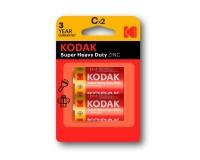 Батарейка Kodak R14 BL 2 Heavy Duty