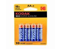 Батарейка Kodak LR3 BL 4 Max