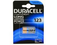 Батарейка. Duracell DL123 BL 1