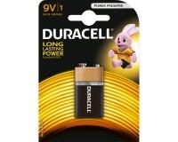 Батарейка Duracell 6LF22 BL 1 6LR61 Basic