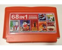 Картридж 8-bit TN 68in1