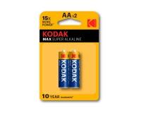 Батарейка Kodak LR6 BL 2 Max