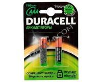 Аккумулятор Duracell R3 750 mAh BL 2