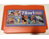 Картридж 8-bit TN 78in1