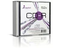 Диск SmartTrack CD-R 80 52x Slim/5