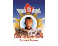 Картридж 16-bit Home Alone 2/Один Дома 2 Потерянный в Нью-Йорке (pyc)