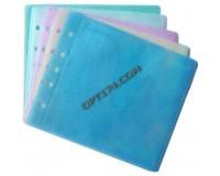 Конверты на 2 CD (цветные) SmartTrack 50 шт