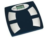 Весы напольные Atlanta ATH-70 электронные, цена деления 100 г. max 150 кг. определение избыточного веса, память на 8 человек Blue