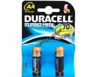 Батарейка Duracell LR6 BL 2 TURBO MAX