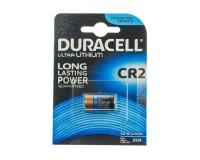 Батарейка. Duracell CR2 BL 1