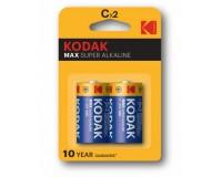 Батарейка Kodak LR14 BL 2 MAX