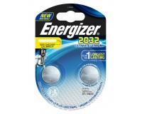 Батарейка. Energizer CR 2032 BL 2 Ultimate Lithium