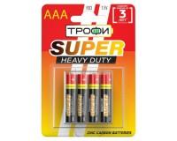 Батарейка Трофи R3 BL 4