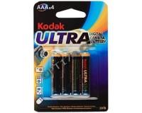 Батарейка Kodak LR3 BL 4 Ultra digital