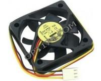 Вентилятор для корпуса Gembird FANCASE2 90x90x25мм, 3pin, провод 30 см, втулка