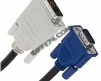 Шнур DVI-VGA Орбита 1, 5 м OT-AVW03 (TS-3028)