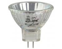 Лампа галогенная Эра MR11 35Вт 12В GU4 Cl (прозрачная)