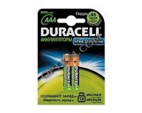 Аккумулятор Duracell R3 800 mAh BL 2 предзаряд