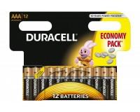 Батарейка Duracell LR3 BL 12 Basic