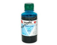 Чернила для струйного принтера Lomond LE-08-002LC 200мл. в бутылке аналог OEM: Claria Photograhpic Ink® Light Cyan