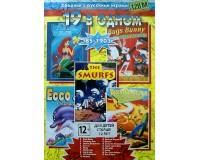 Картридж 16-bit 19in1 BS1903 (BugsB+EccoJr+Tom&Jerry+...) (рус)