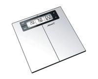Весы напольные Atlanta ATH-818 электронные, цена деления 100 г. max 150 кг. ЖКИ- дисплей с подсветкой, анализатор состава тела,