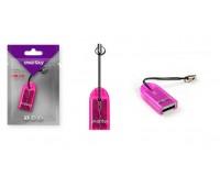 Card Reader SmartBuy SBR-710-F microSD внешний Purple