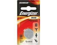 Батарейка. Energizer CR 2032 BL 1 Lithium 3V