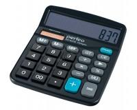 Калькулятор Perfeo PF-3286/837B бухгалтерский, 12 разрядный, размер 14, 9х12х4, 9 см, черный