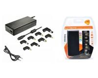 Блок питания для ноутбука/ультрабука универсальный Орбита TD-402 120Вт, 6А, 8 разъёмов для ноутбука, кабель 1м