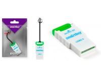 Card Reader SmartBuy SBR-707-G microSD внешний Green
