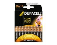 Батарейка Duracell LR3 BL 18 Basic