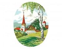 Мозаичная картина Белоснежка 104-ST Солнечный май 36х45 см РАСПРОДАЖА!!!