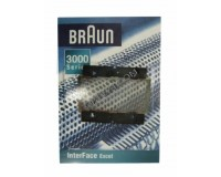 Сетка к электробритвам Braun 3000 (3 серия) к бритвам InterFace, InterFace Excel 3105, 3305, 3310, 3610, 3612, 3614, 3615, 3710, 3770, 3773, 3775