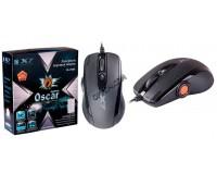 Мышь игровая A4Tech X-755BK USB Optical (600/800/1200/1600/2000/3600 dpi) черная, 9 кнопок+колесо-кнопка память для сохранения настроек при программировании кнопок мыши- 16К, уникальная кнопка «Тройной клик», «5 кнопок под большим пальцем», коробка