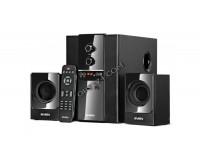 Акустические системы 2.1 Sven MS-1820 18+2х11Вт FM-тюнер, USB/SD, дисплей, корпус МДФ, ПДУ, черный