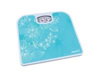 Весы напольные Atlanta ATH-6100 механические, цена деления 1 кг., max 130 кг. 26.5х24х4см, Blue