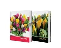 Фотоальбом Image Art 200PP 200 фотографий 10х15 (серия 005), Цветы, пластиковые листы