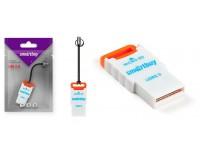 Card Reader SmartBuy SBR-707-O microSD внешний Orange