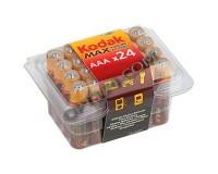 Батарейка Kodak LR3 пласт. кейс 24 Max