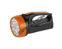 Фонарь-прожектор Трофи TSP10 15 светодиодов, аккумулятор, 4V 1.5Ah, адаптер 220V