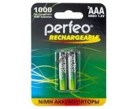 Аккумулятор Perfeo R3 1000 mAh BL 2 1.2 V
