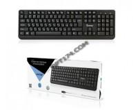 Клавиатура SmartBuy SBK-208U-K/28KU-K ONE USB Black 104 клавиши
