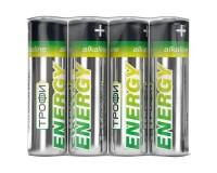 Батарейка Трофи LR6 Shrink 4 ECO