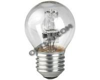 Лампа галогенная Эра P45 28Вт 230В E27 Cl