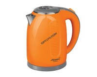 Чайник Atlanta ATH-2427 1800Вт. 1.7л. металл, дисковый Orange