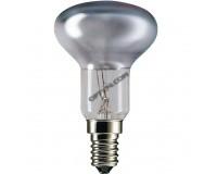 Лампа галогенная Philips R50 40Вт 230В E14 зеркальная рефлект. 30D(054159)